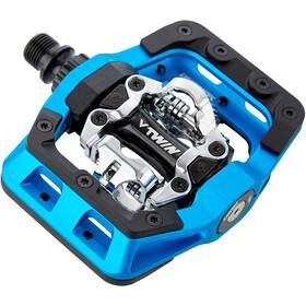 DMR V-Twin Pedalen, blue
